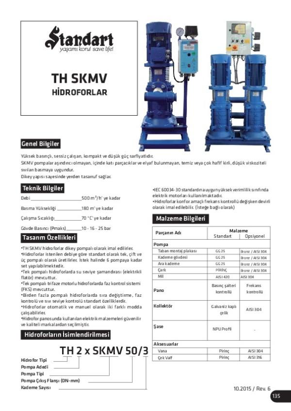 TH SKMV Hidroforlar
