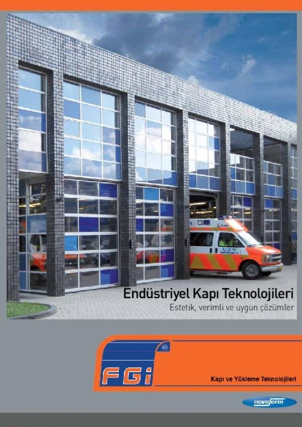 Endüstriyel Kapı Teknolojileri