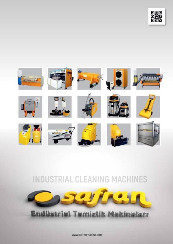 Safran Makina Katalog