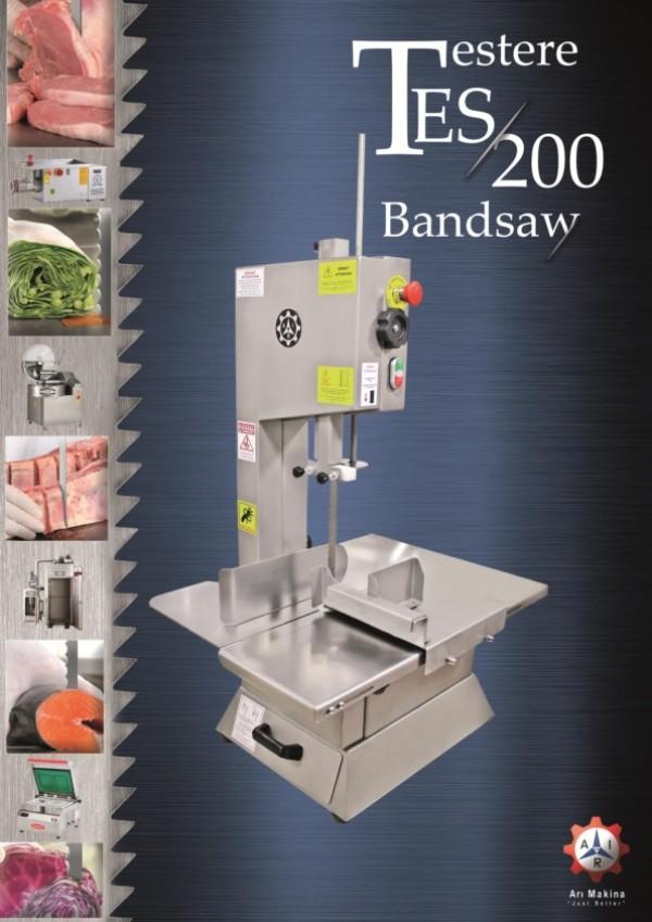 TES200-Et Kemik Testeresi