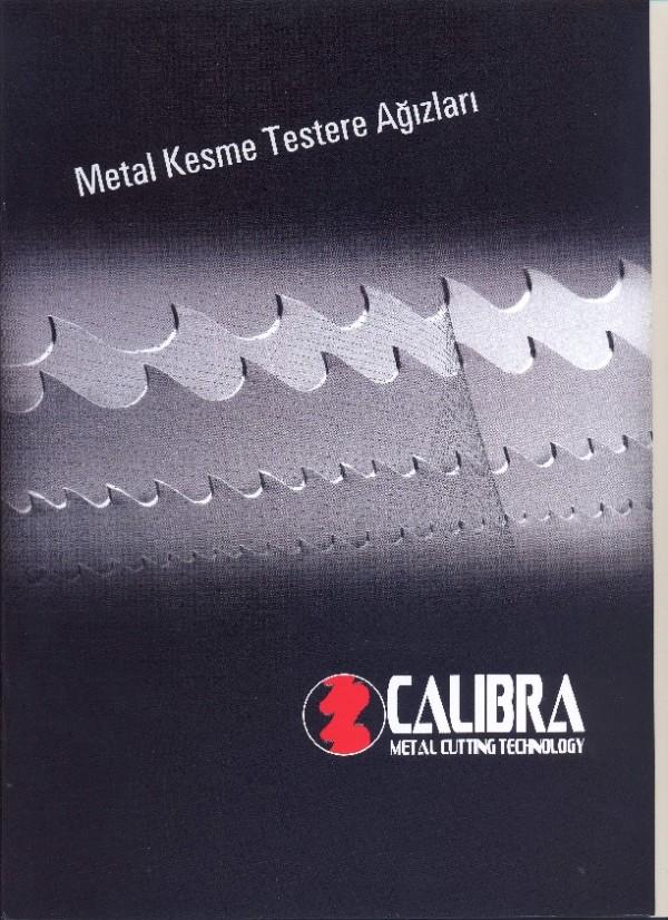 Calibra Testere Ağları Kataloğu