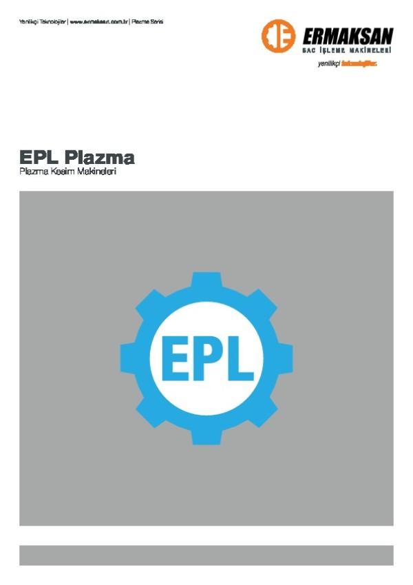 EPL - Plazma Kesim Makinesi