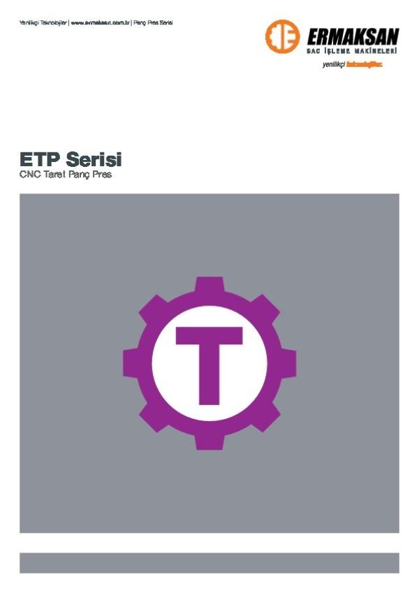 ETP - Cnc Turret Panç Pres