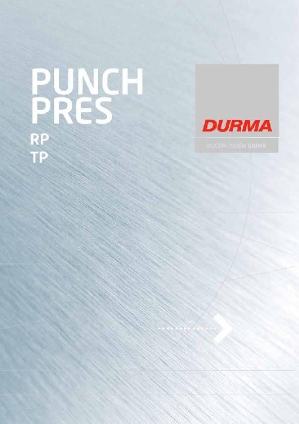 Punch Pres Katalog